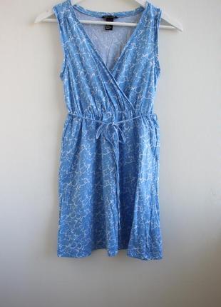 Милое платье от h&m, есть нюанс