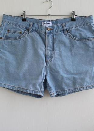 Распродажа!!! винтажные джинсовые шорты john baner