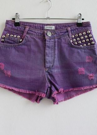 Распродажа!!! джинсовые шорты, высокая посадка pull&bear