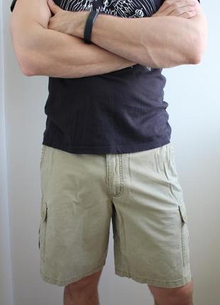 Распродажа!!! базовые шорты с карманами authentic