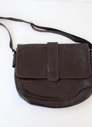 Распродажа!!! стильная кожаная сумка початльенка