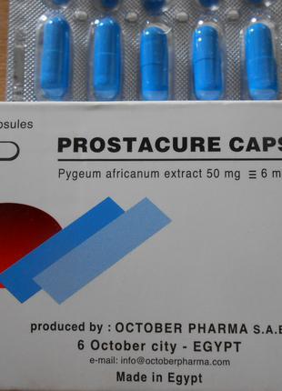 Prostacure capsules