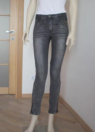 Распродажа!!! джинсы скини vila clothes