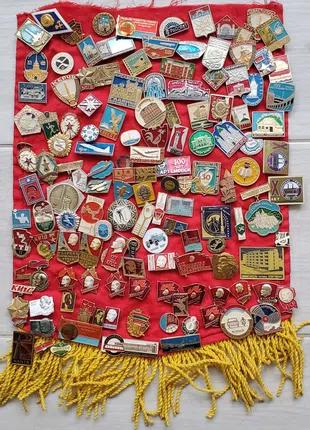 Значки, коллекция значков
