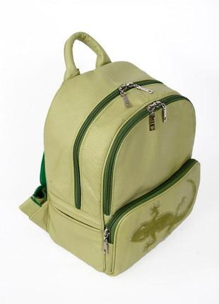 Рюкзак городской-натуральная кожа