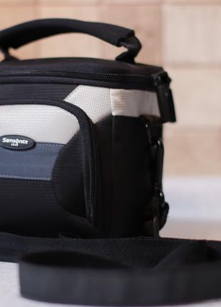 Чехол сумка для фотоаппарата видеокамеры samsonite