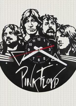 Часы из пластинки пинк флойд Pink Floyd