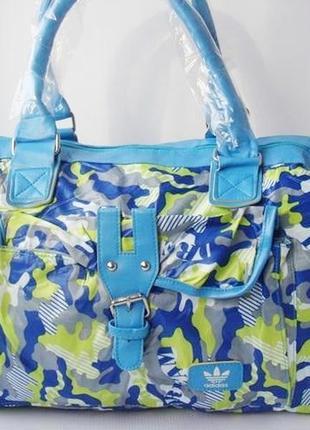 Дорожная, спортивная женская сумка