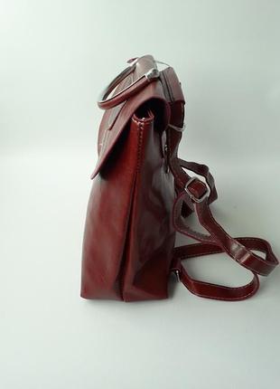 Стильный женский рюкзак-сумка