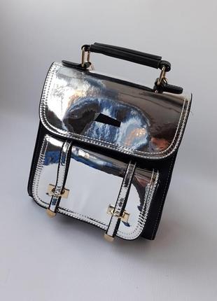 Небольшой, стильный женский рюкзак, сумка-рюкзак