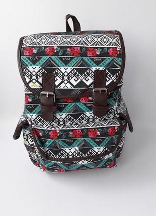Стильный женский рюкзак ornament