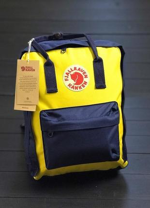 Качественный рюкзак fjallraven kanken classic