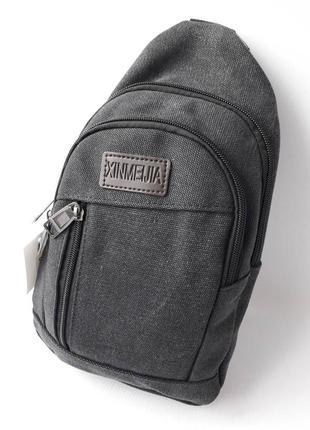 Мужская сумка, слинг, сумка через плечо