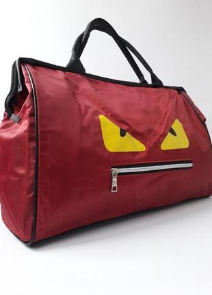 Стильная сумка, дорожная сумка, женский саквояж