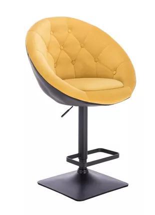 Барный стул HR8516W желтый