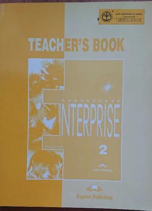 Enterprise coursebook 2 Teacher's book