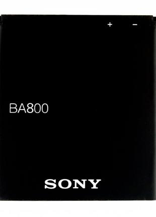 Аккумулятор Sony BA800 для Sony LT26i Xperia S / LT25i Xperia ...