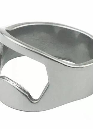 Кольцо Открывашка для Бутылок на палец