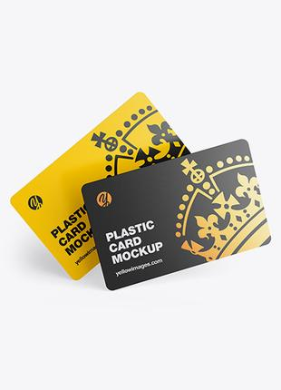 Печать пластиковых карт для вашего бизнеса