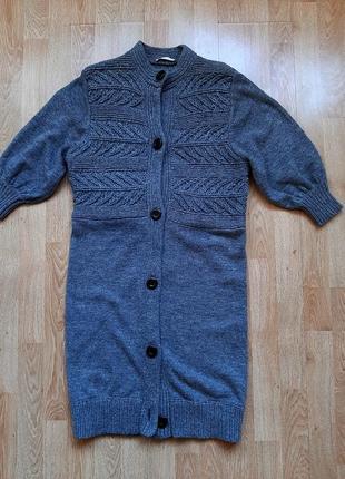 Кофта-пальто selected femme (80% шерсть), р.м
