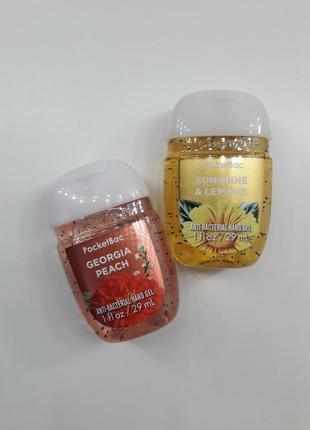 Набор санитайзеров антисептиков для рук bath & body works