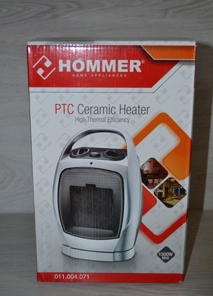 Тепловентилятор керамический Hommer