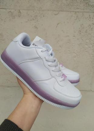 Sale!белые кроссовки ботинки