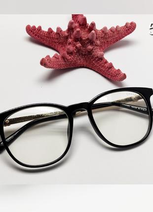 Женские имиджевые компьютерные очки