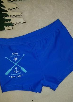 Плавки, шорты для плавания