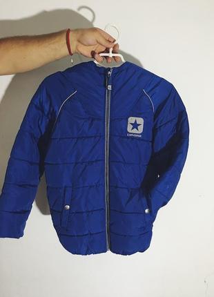 Детская зимняя куртка converse