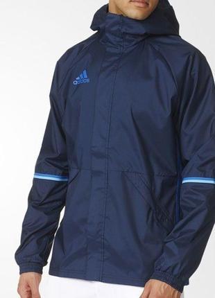 Куртка ветровка анорак парка adidas condivo 16 (s-m) оригинал!...