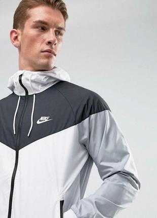 Куртка ветровка бомбер анорак nike adidas (s по 3xl) оригинал 20%