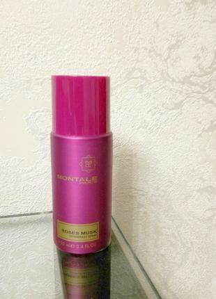 Montale Roses Musk _ DEO Original spray Дезодорант 150 ml
