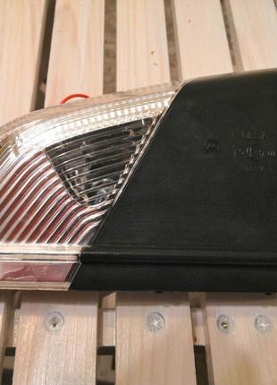 1Z0949102DУказатель поворота зеркала правый Skoda Octavia А5(1Z3)