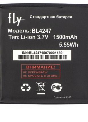 Акумуляторна батарея Original до мобільного телефону Fly IQ442...