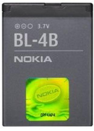 Акумулятор NOKIA BL-4B (ORIGINAL)