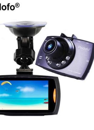 Видеорегистратор Podofo A2 G30 Full HD 1080 P 140 градусов