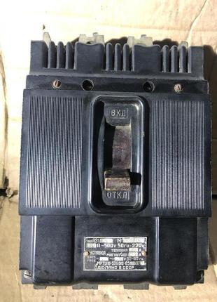 Автоматический Выключатель А3124 (100А)