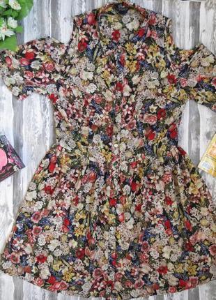 Платье с оголенными плечиками 12 размер большой выбор одежды, ...