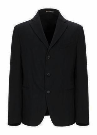 Пиджак армани черный классический мужской