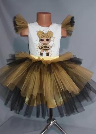 Нарядное платье Лол