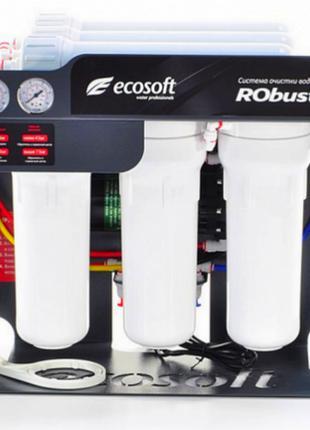 Фильтр обратного осмоса Ecosoft RObust 1000 Производительность...