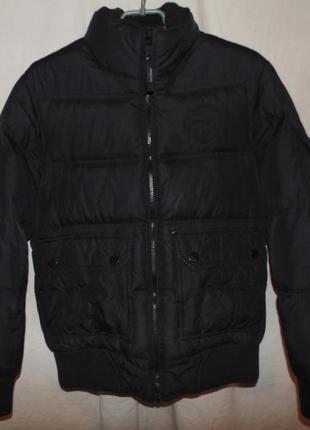 Куртка пуховик натуральный пух - перо esprit оригинал