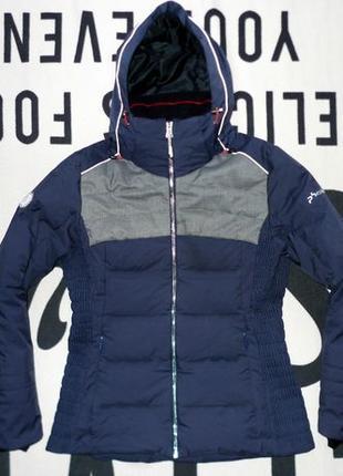 Phenix Orchid Down Jacket женская пуховая зимняя лыжная куртка...