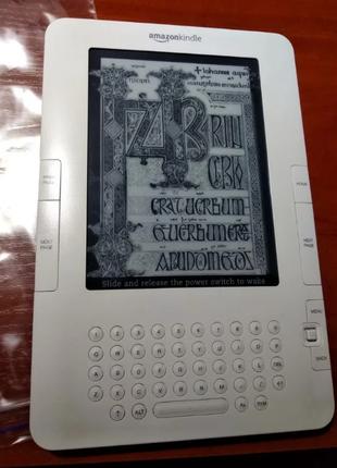 Электронная книга Amazon Kindle Keyboard 2 WiFi/3G. Распродажа!