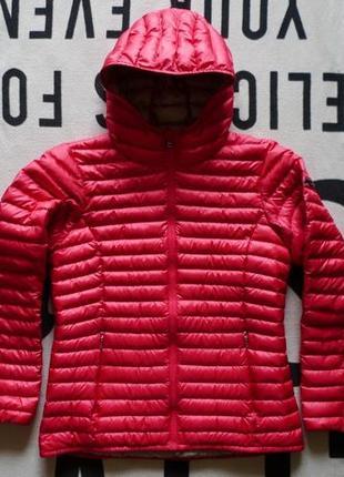 KJUS Cypress Hooded Down Jacket женская пуховая куртка, размер L