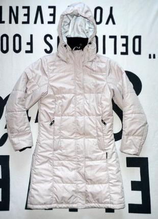 Jack Wolfskin Iceguard Coat женское пальто парка, размер XS