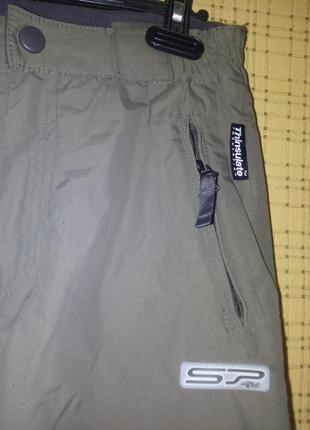 Отличные штаны  для прогулок в сырую и дождливую погоду