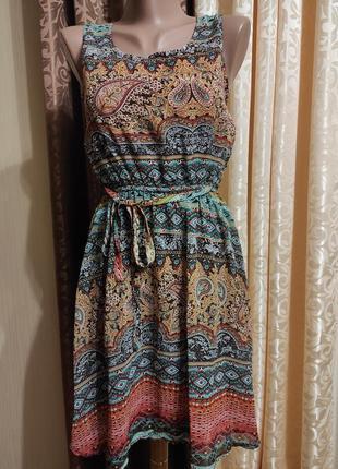 Платье, платье летнее