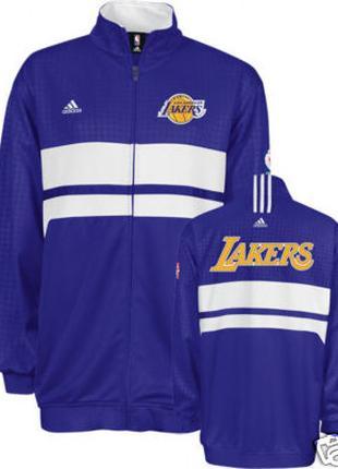 SUPER Уникальные куртки-мастерки Lakers и Miami NBA ADIDAS